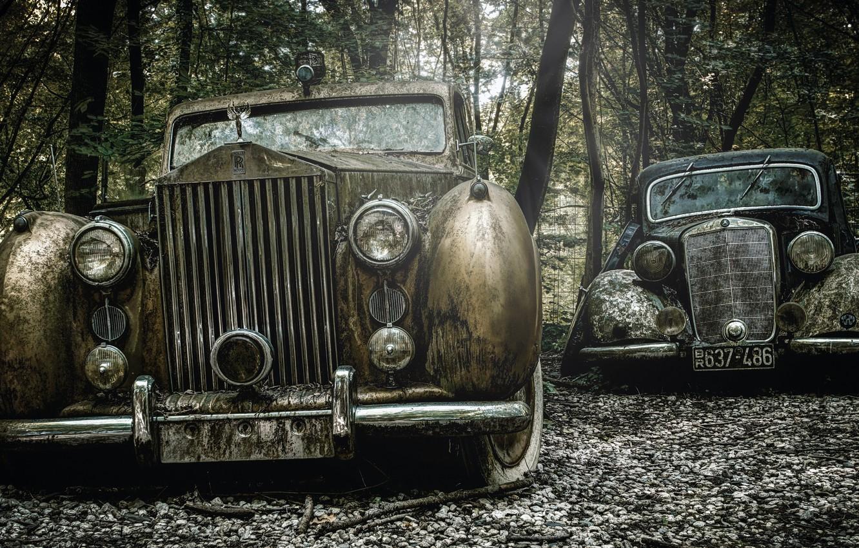 Обои машины, лом. Автомобили foto 13