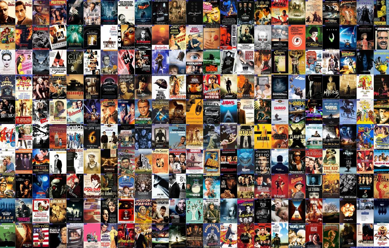 Фото обои Movie, Film, Poster, Top 250 movies