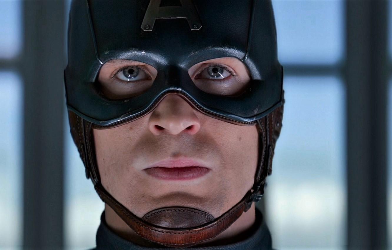 Фото обои крис эванс, Captain America, The First Avenger, капитан америка, первый мститель, Steven Rogers, стив рождерс