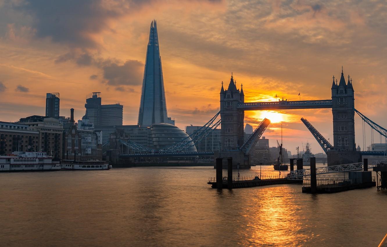 Обои london, Sunset. Города foto 13