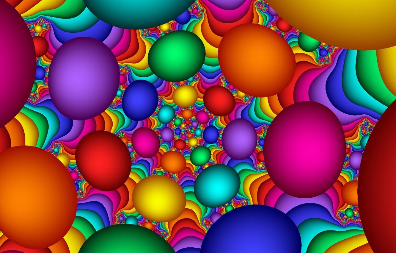 Обои краски, спираль, узор. Абстракции foto 7
