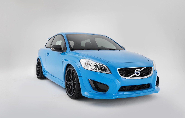 Фото обои Volvo, хэтчбек, Performance, C30, Polestar