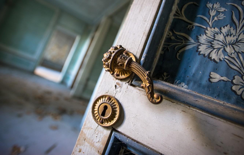Обои Дверь, комната. Разное foto 14