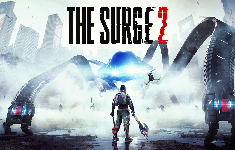 Фото обои Game, Deck13 Interactive, Focus Home Interactive, The surge 2