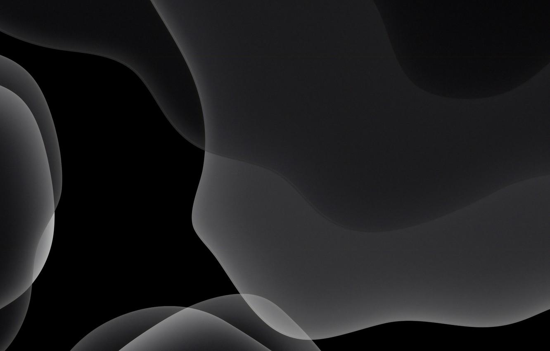 Фото обои фон, черный, цвет, Абстракция