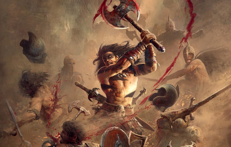 воин в битве картинки новым