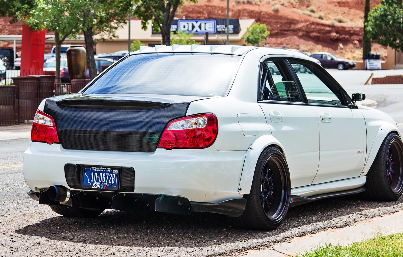 Фото обои Subaru, Impreza, STI, Субару, Subaru Impreza STI