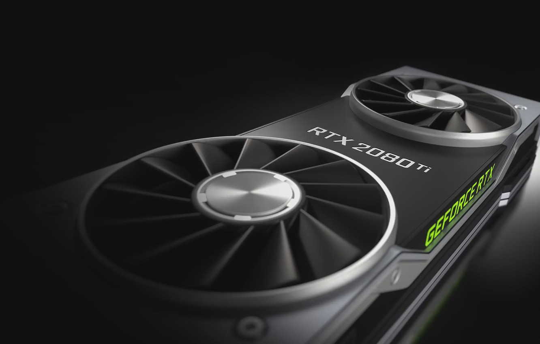 Фото обои Nvidia, RTX, Videocard