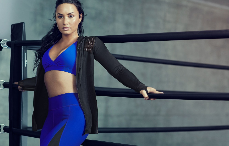 Фото обои певица, знаменитость, Demi Lovato