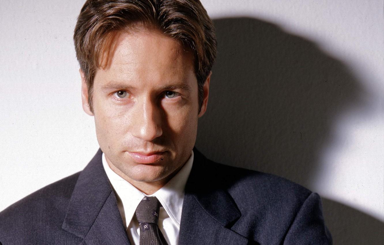 Фото обои сериал, The X-Files, Секретные материалы, ДэвидДуховны, ФоксМалдер
