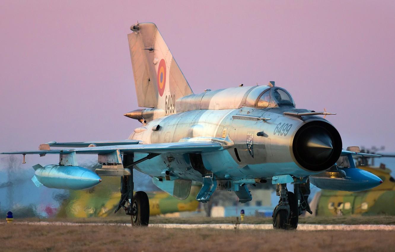 Обои ВВС Румынии, ОКБ Микояна и Гуревича, МиГ-21, pilot, Истребитель. Авиация foto 11