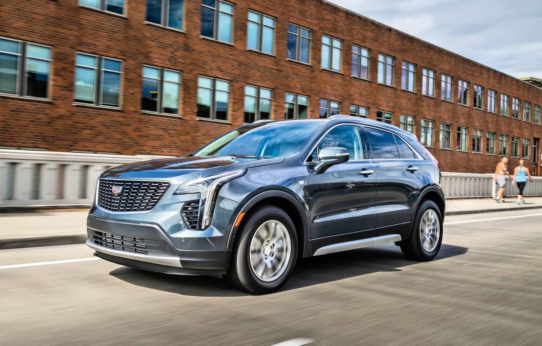 Фото обои Cadillac, 2018, Cadillac XT4 Premium Luxury, Premium Luxury, XT4 Premium Luxury, Cadillac XT4