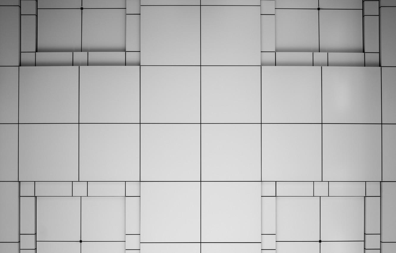 Фото обои линии, серый, фон, текстура, черно белое, Абстракция