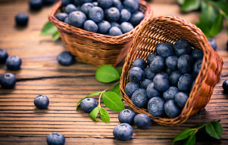 Обои черника, wood, berries, голубика, Blueberry. Еда foto 17
