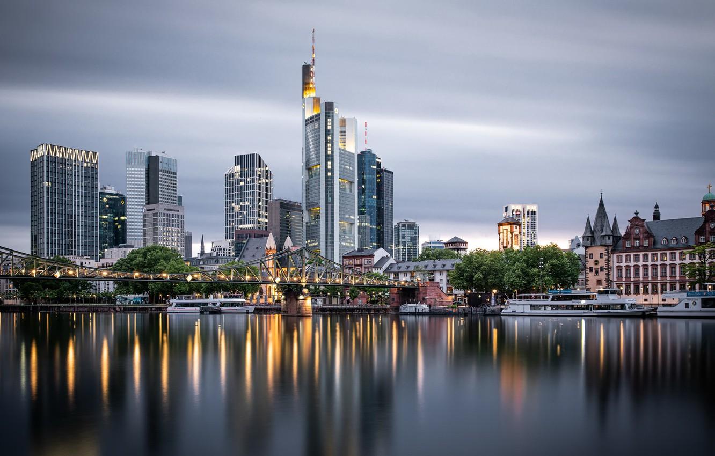 Фото обои Altstadt, Frankfurt am Main, Hesse