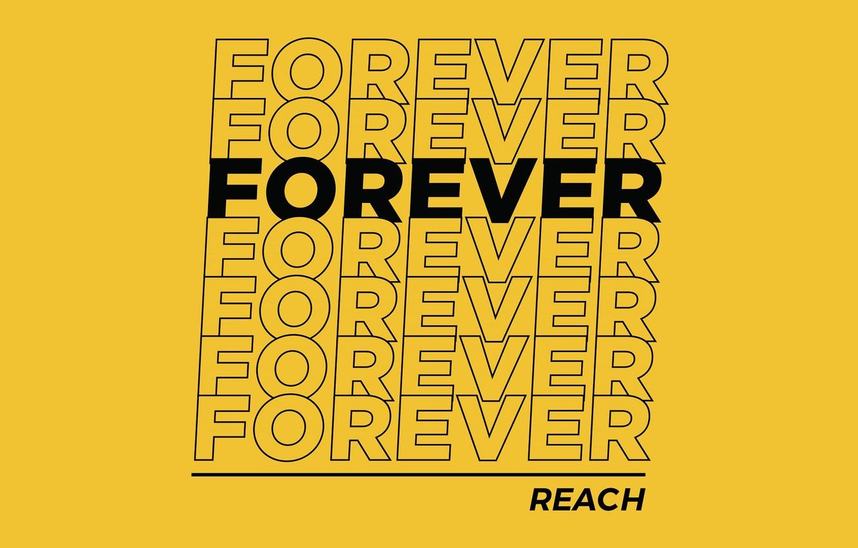 Фото обои Music, Reach, Forever, Cover, Monstercat