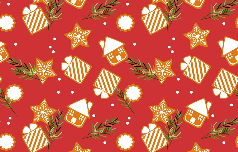 Фото обои украшения, фон, узор, Новый Год, Рождество, Christmas, background, pattern, New Year, decoration, xmas, Merry, seamless
