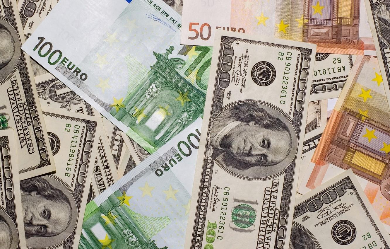Обои dollars, валюта, bunch, a world currency, Деньги, куча, бабки, money, доллары, money, cutlet. Разное foto 12