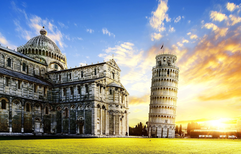 Обои italy, Leaning Tower of Pisa, скульптура, башня, пиза, пизанская башня, pisa. Города foto 10