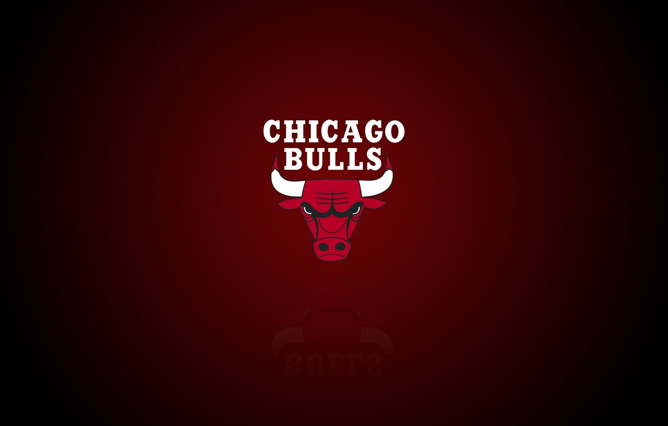 Фото обои Chicago, Logo, NBA, Chicago Bulls, Basketball, Sport, Emblem