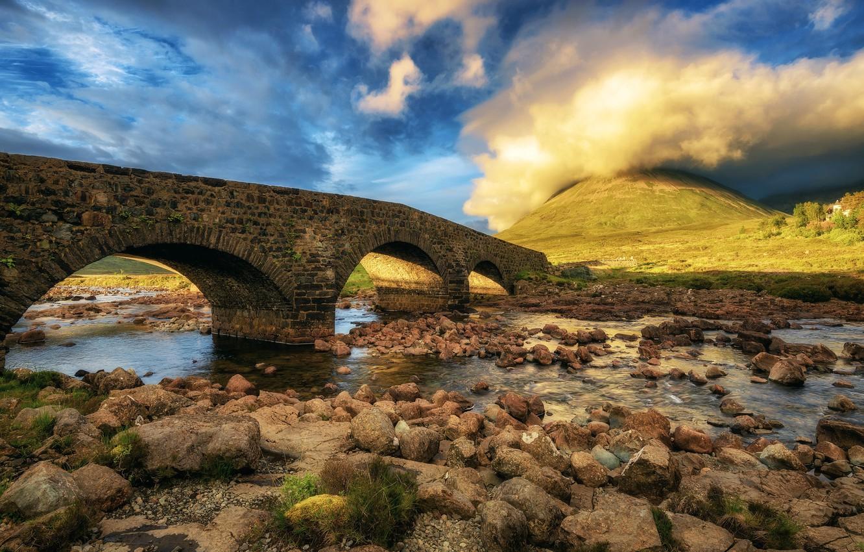 Обои alba, scotland, Шотландия, эдинбург, форт-бридж, forth bridge, edinburgh. Города foto 15