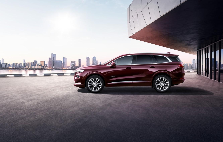 Фото обои Buick, 2019, Buick Enclave Avenir