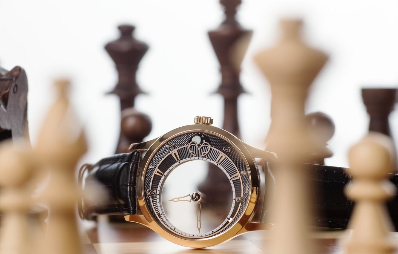 Фото обои Часы, наручные часы, Константин Чайкин, Konstantin Chaykin, Levitas, Левитас