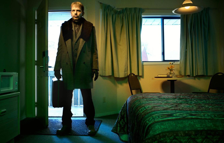Фото обои сериал, Fargo, Фарго, Билли Боб Торнтон
