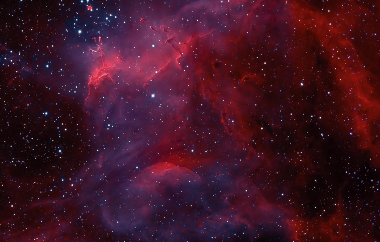 Фото обои звездное скопление, NGC 3572, созвездие Киль, Джон Гершель, Kiel constellation, Josep Drudis, star cluster, John …