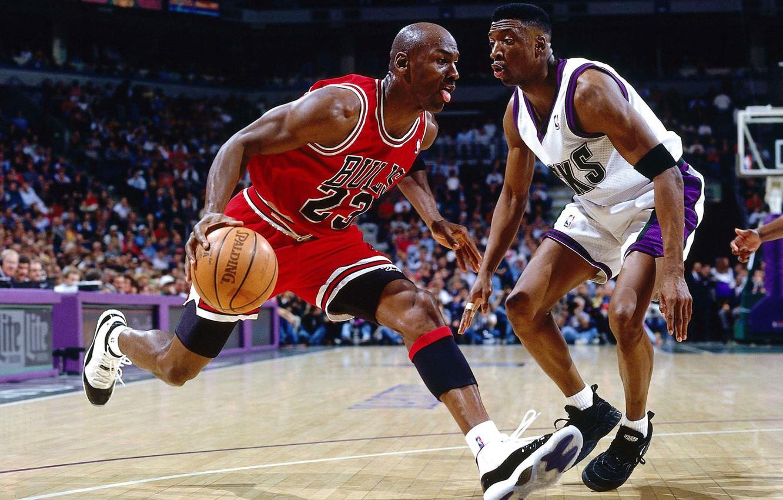 Фото обои AIR, Michael Jordan, Legend, NBA, Chicago Bulls, Basketball, # 23, I love this game, MJ