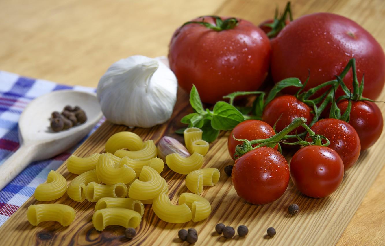Обои makro, помидоры, еда, овощи, капли, стол. Еда foto 14