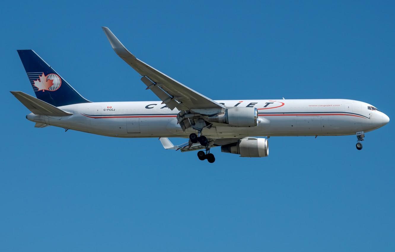 Фото обои Boeing, Cargojet Airways, 767-300F