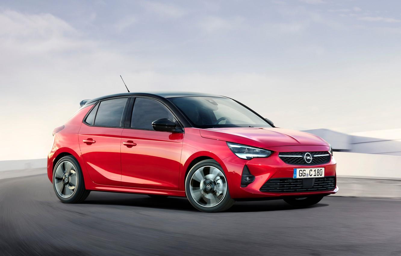 Фото обои Opel, Corsa, GS Line
