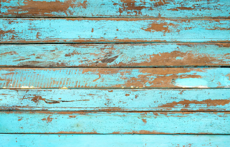 Фото обои фон, дерево, доски, vintage, wood, texture, blue, background