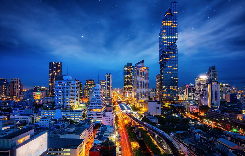 бангкок фото города обои для айфона представлены