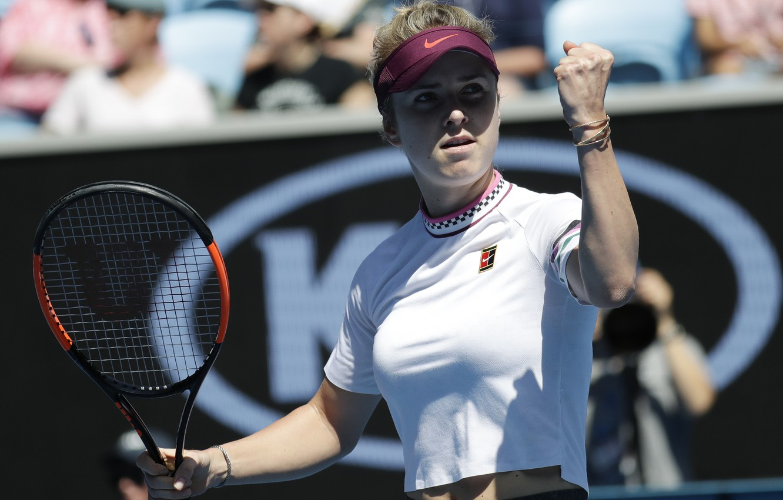 Фото обои Blonde, Sport, Tennis, Elina, Ukrainian, Eli, Elina Svitolina, Svitolina, FamEli, EliSvitolina