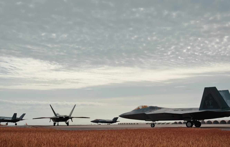 Обои F-35a, истребители, Thunderbird. Авиация foto 15