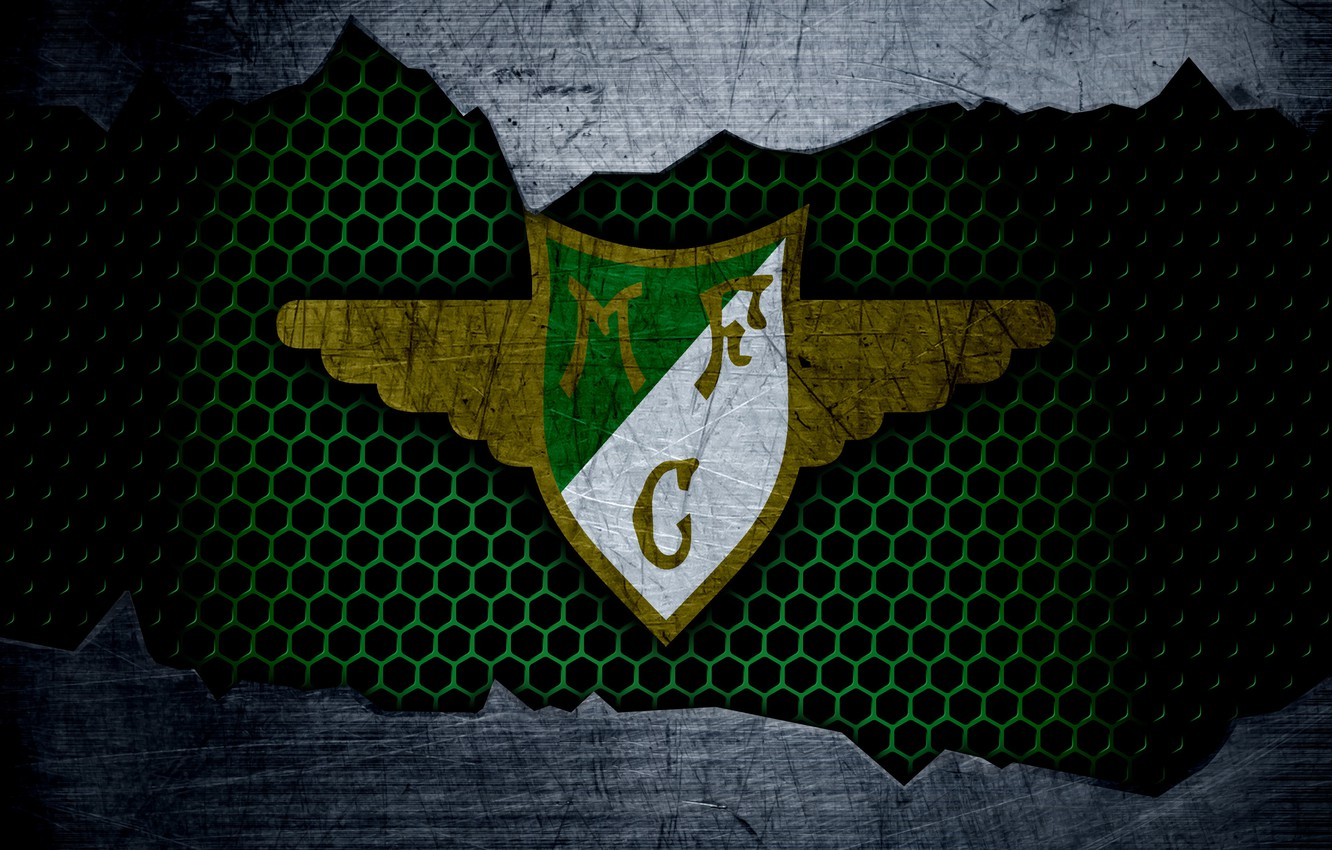Фото обои wallpaper, sport, logo, football, Moreirense