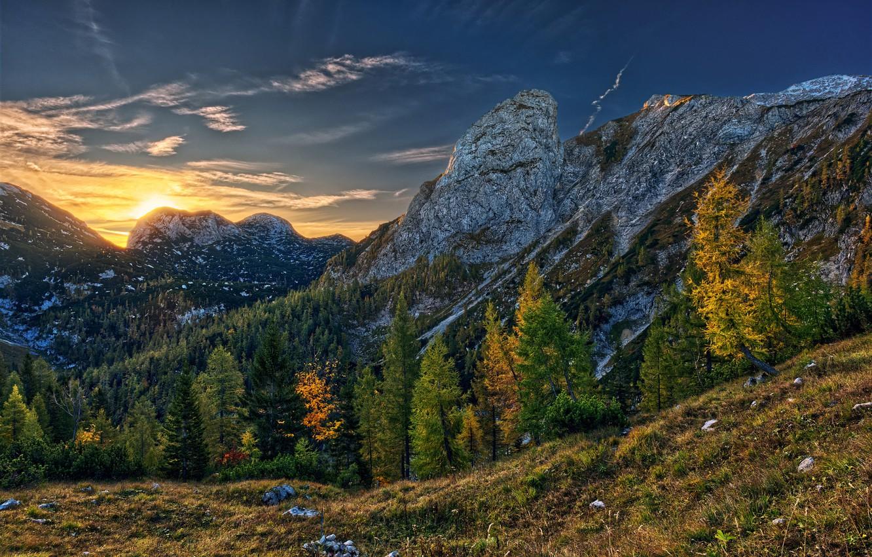 Обои alps, salzburg, целль-ам-зе, austria, Zell am see, зальцбург, австрия. Пейзажи foto 12