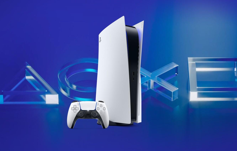 Фото обои Sony, Playstation, PS4, PS5