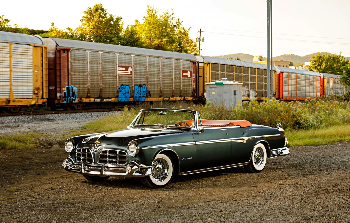 Фото обои Imperial, Chrysler, Coupe, Convertible, Vehicle