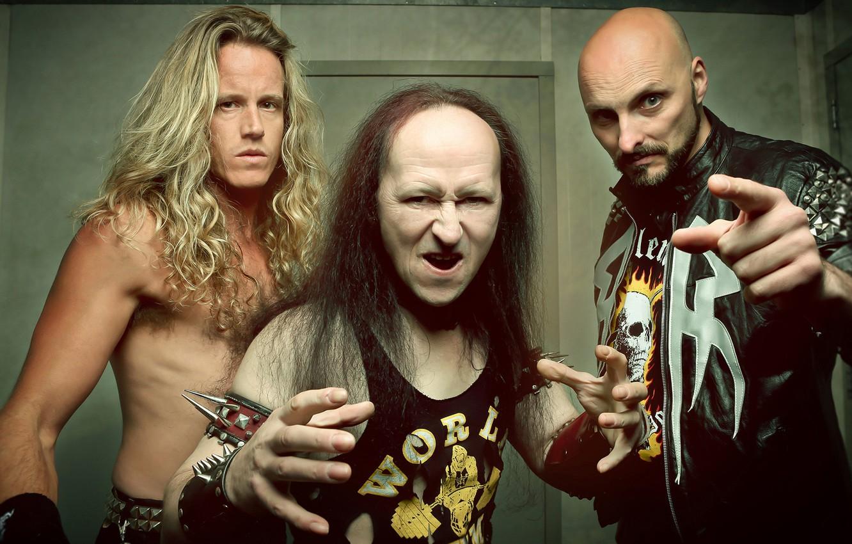 Фото обои metal, Dante, band, Venom, Cronos, La Rage, Danny Needham, Conrad Lant, Stuart Dixon