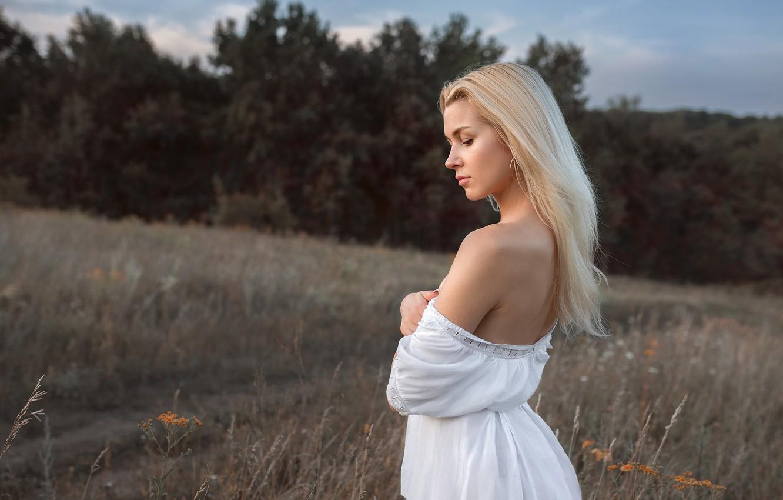 Обои платье, Девочка, следы. Разное foto 12