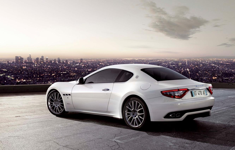 Фото обои Maserati, GranTurismo S, Automatic, Worldwide, 2009–12