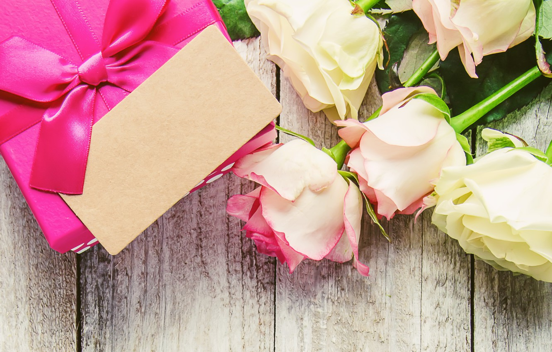 Фото обои любовь, подарок, сердце, розы, букет, love, розовые, heart, pink, flowers, romantic, valentine's day, roses, gift …