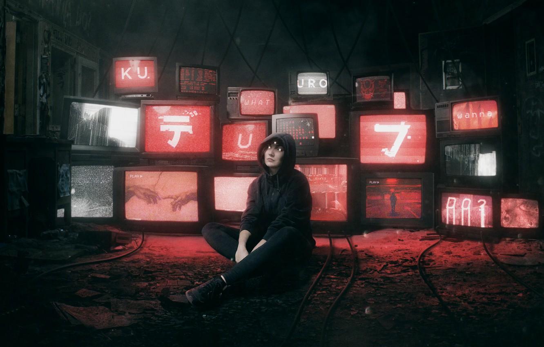 Фото обои Music, Cover, Monstercat, KUURO, feat. Spencer Ludwig, What U Wanna Do