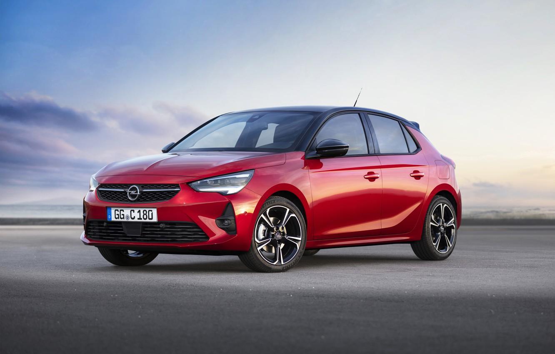 Фото обои Opel, Corsa, 2019, GS Line