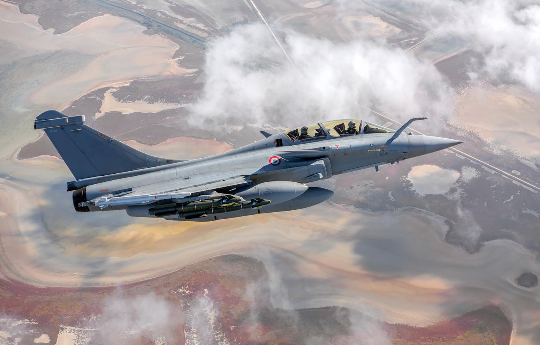 Обои ВВС Франции, MBDA MICA, Ракета, ПТБ, Dassault Rafale, Armée de l'Air, Истребитель, Rafale D. Авиация foto 11