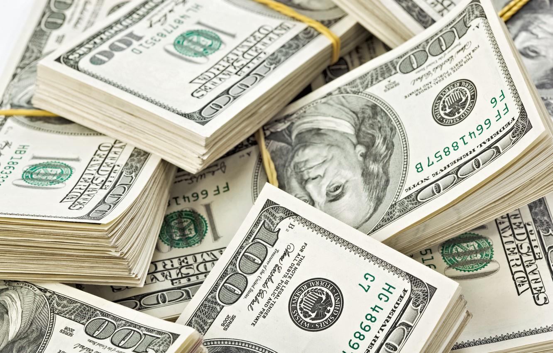 Обои dollars, валюта, bunch, a world currency, Деньги, куча, бабки, money, доллары, money, cutlet. Разное foto 9