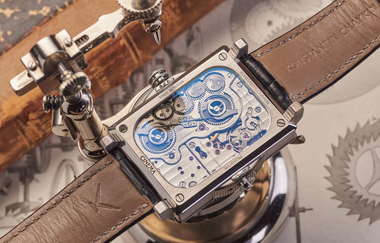 Фото обои часы, наручные часы, константин чайкин, konstantin chaykin, cinema watch